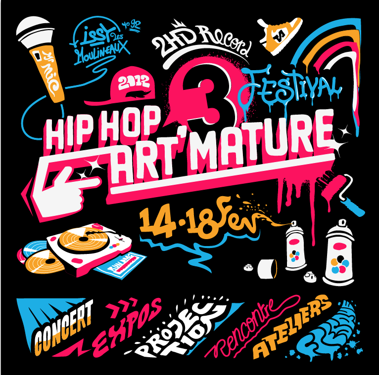 Festival Hip Hop Art'mature III